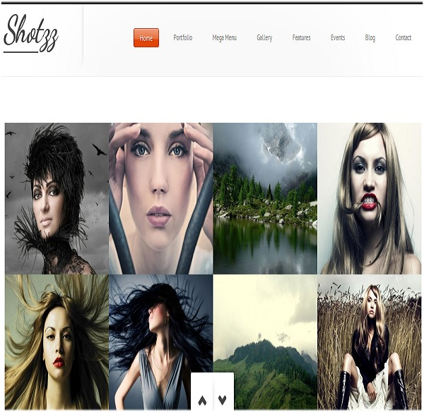 WordPress Photography Themes Reviews - Shotzz WordPress Photography Theme